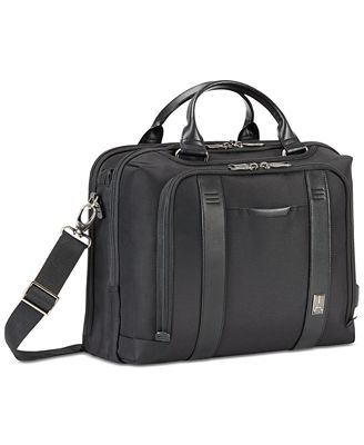 Travelpro Crew Executive Choice Pilot Briefcase with USB charging port